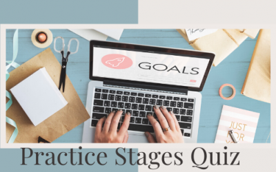 The Practice Stages Quiz